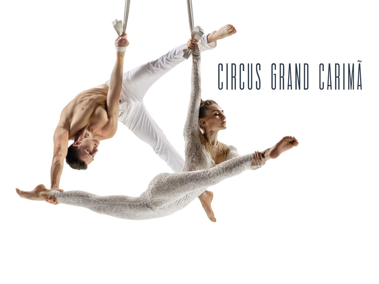 Dia das crianças - Circus Grand Carimã